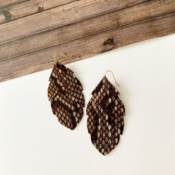 Baubles & Bits Boutique :: Paige Chocolate Snake Drops