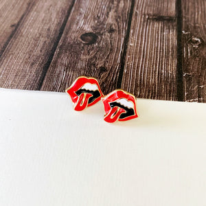 Baubles & Bits Boutique :: Dulce Tongue Out Post-backs