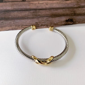 Cable Bracelet Collection :: Ella