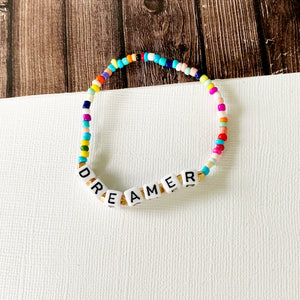 Beach Bracelet Collection :: Thea Dreamer Multi-Hued Bracelet