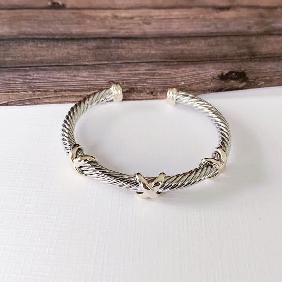 Cable Bracelet Collection :: Eden