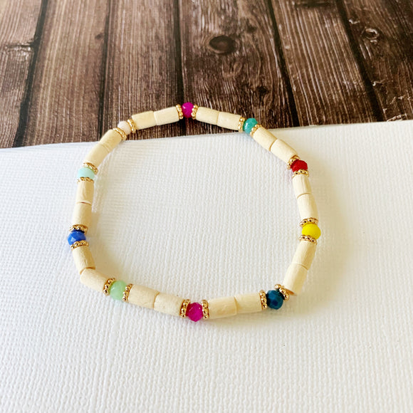 Beach Bracelet Collection :: Paola Multi