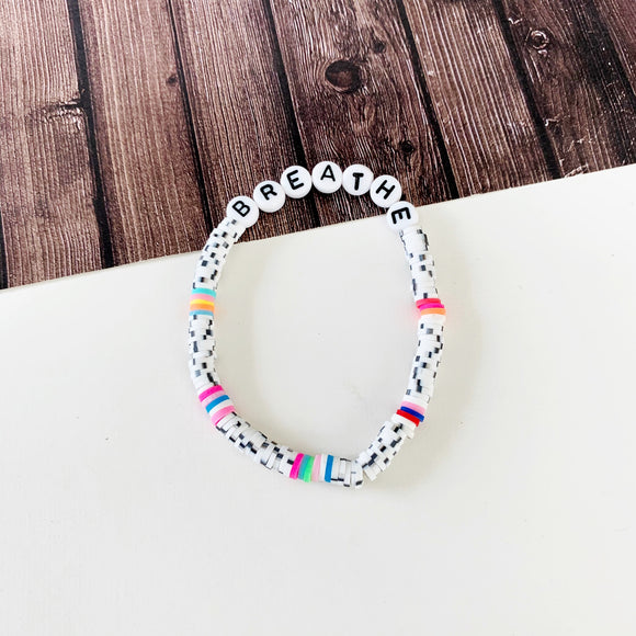 Beach Bracelet Collection :: Laura Breathe Multi-Hued Bracelet
