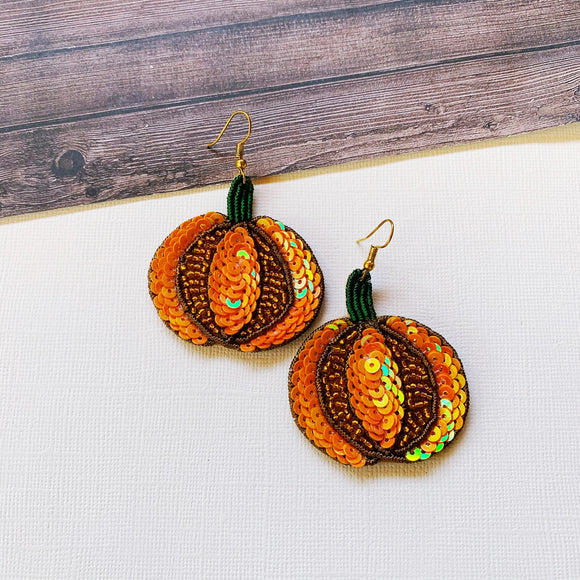 Halloween Party Earring Collection :: Hey Pumpkin