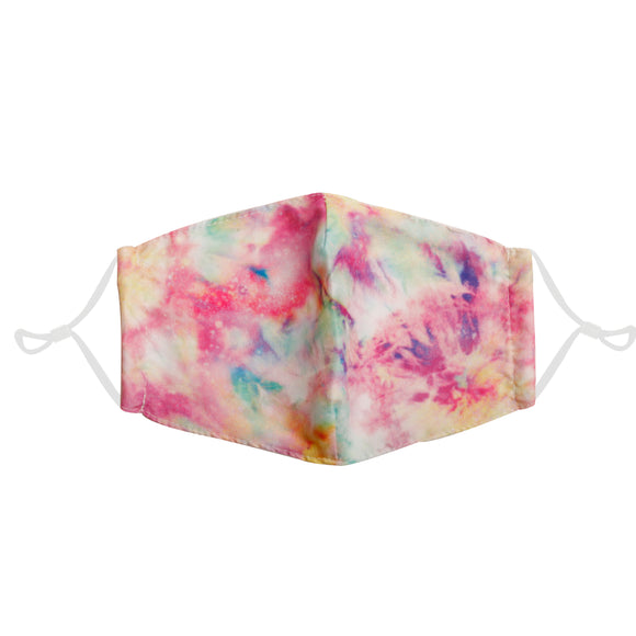 Reusable Face Mask :: Tie Dye