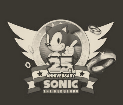 Sega Sonic 25 anniversary collection