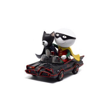 Doug Hyde Catman & Robin 1 in Stock