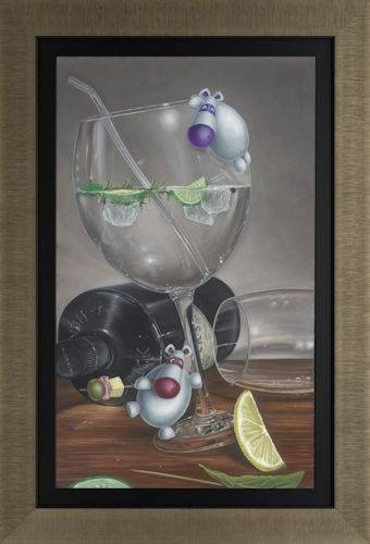 Peter Smith Let The Party Be Gin-2018 sold out