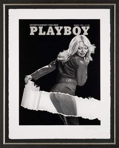 Simon Claridge Playboy Collection March 1975