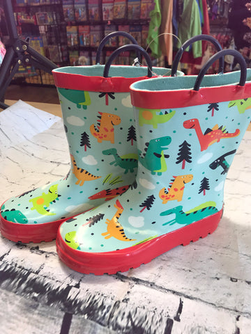NEW Timbee Rainboots Kid 13, Youth 1, Youth 2