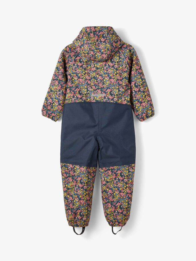 NMFALFA SUIT FLORAL FO