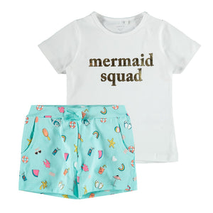NMFZOFIA SHORTS SET BOX