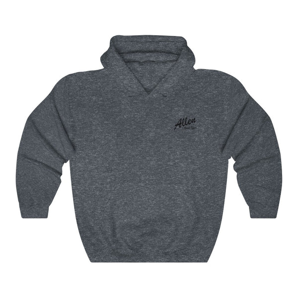 Allen VFX Hooded Sweatshirt - In 50/50 We Trust