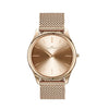 Kennett Kensington Watch Rose Gold Milanese