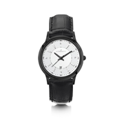 Kennett Watch Lady Carnaby Black Watch - Black Leather Strap