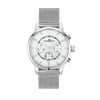 Kennett Watch Silver Lady Savro Silver - Milanese