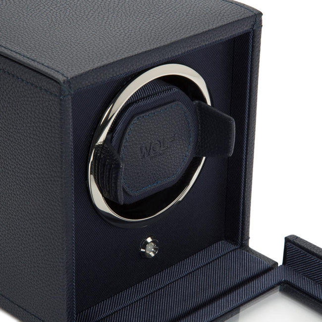 Watchavenueuk Cub Winder With Cover Navy
