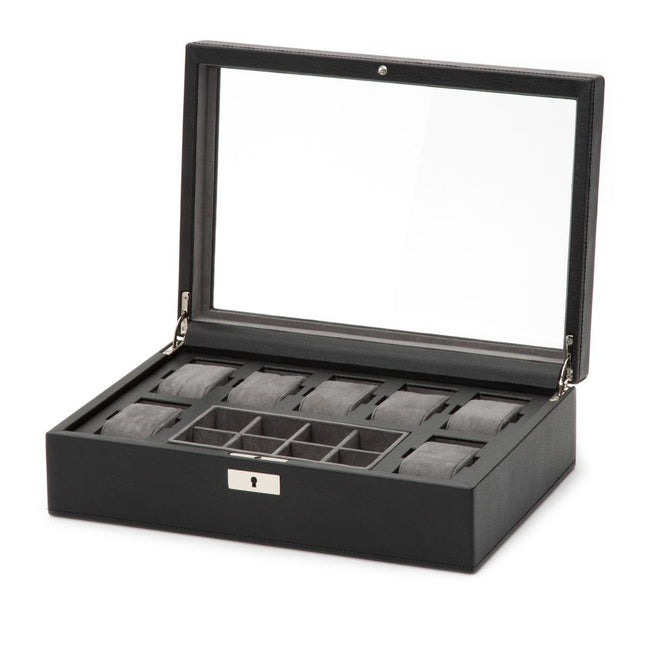 Watchavenueuk  Howard Watch Box Black