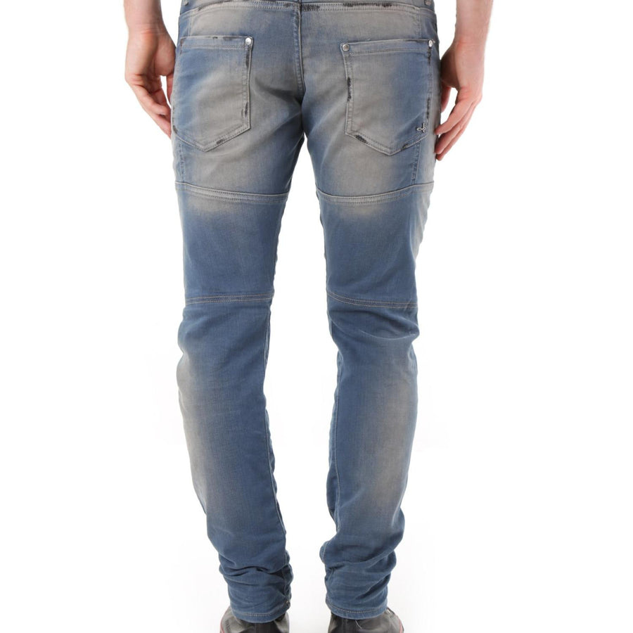 ABSOLUT JOY JEANS UOMO P2523 BLUE