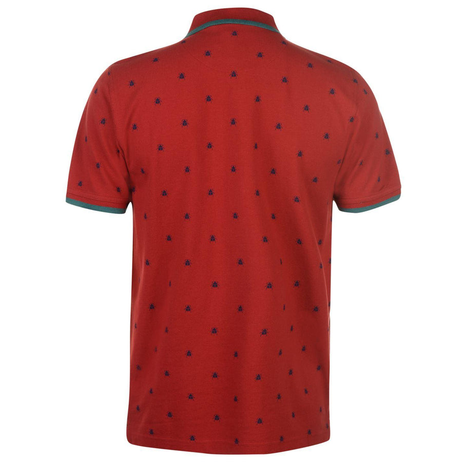 PIERRE CARDIN POLO UOMO RED