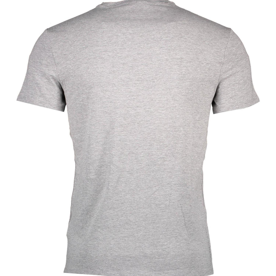 GUESS JEANS T-SHIRT UOMO GRIGIO