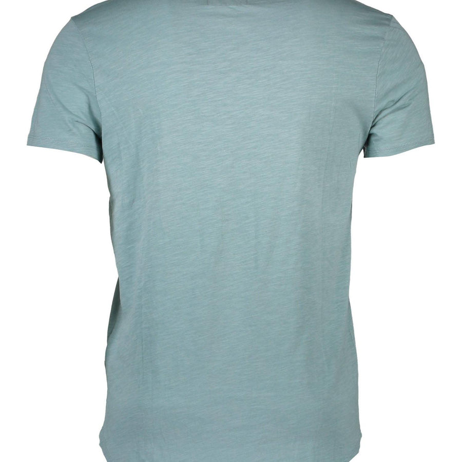 GUESS JEANS T-SHIRT UOMO VERDE