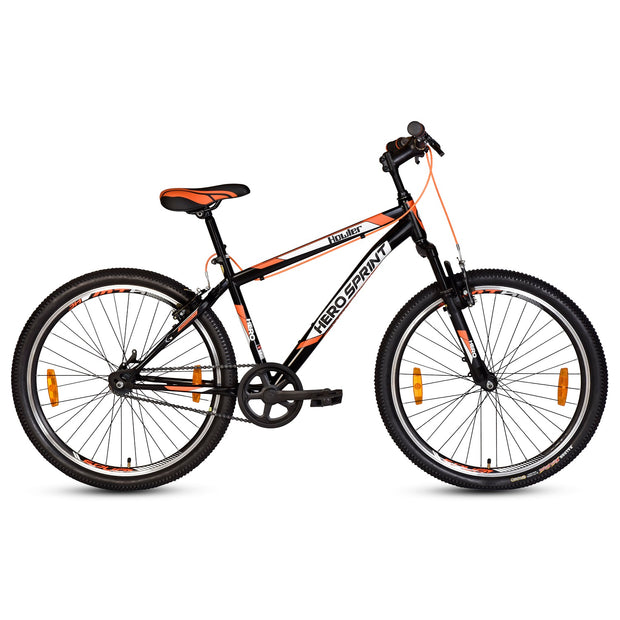 Hero 26 Howler D/Disc Bicycle