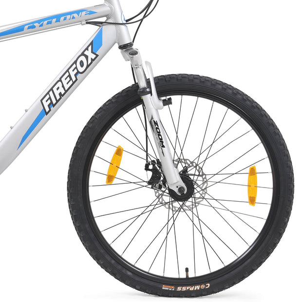 Firefox 26 Cyclone Disc 21 Spd Bicycle