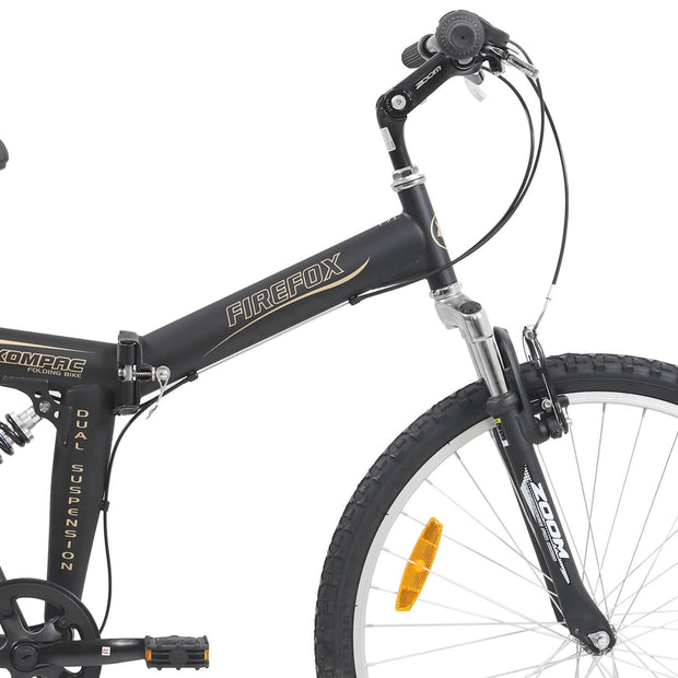 Firefox 26 Kompac Folding  Bicycle