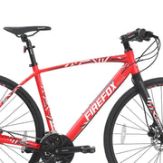 Firefox 26 Origine 700c 27 Speed Disc Bicycle
