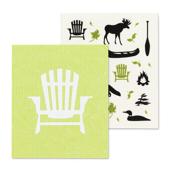 Swedish Dishcloths </br>Chair & Icon