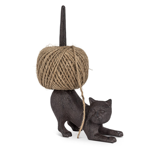 Accent </br>Twine Holder Cat