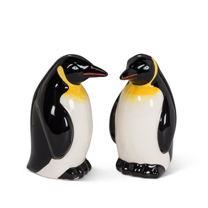 Salt & Pepper </br>Penguins