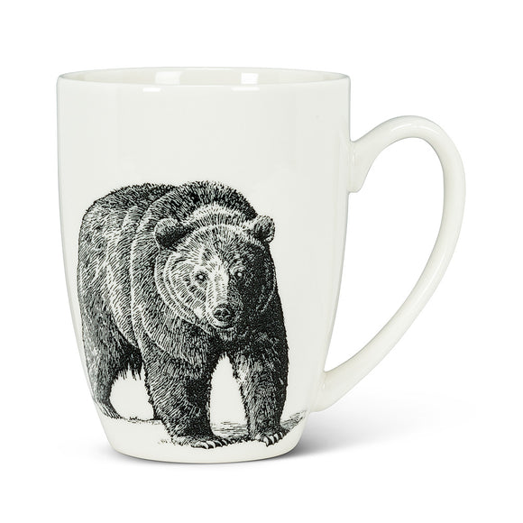 Mug </br>Pen & Ink Bear
