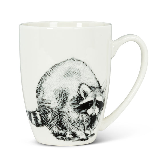 Mug </br>Pen & Ink Raccoon