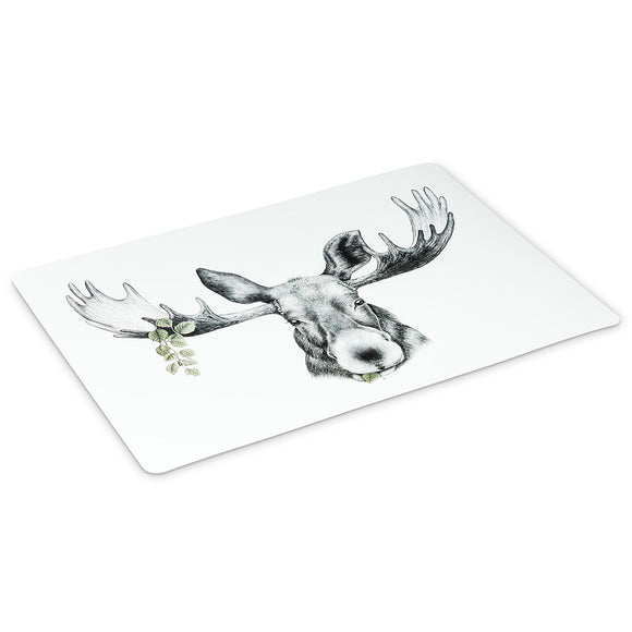 Placemat </br>Forest Prince Moose