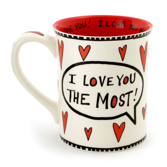 Mug </br>Love You Most