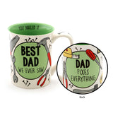 Mug </br>Best Dad Nailed It