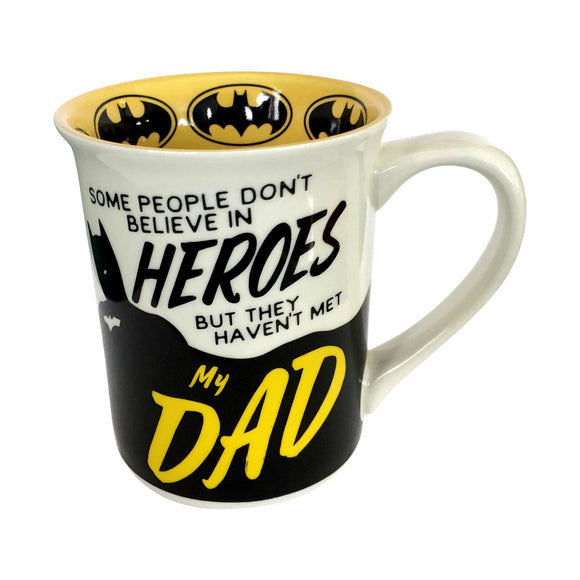 Mug </br>Batman Dad Heroes