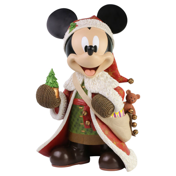 Figurine </br>Santa Mickey Mouse Big