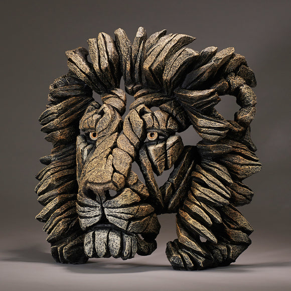 Sculpture </br>Lion Bust