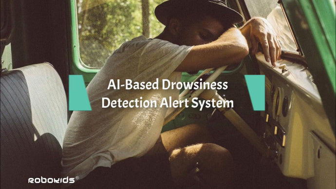 Tech For Good: AI-based Drowsiness Detection Alert System