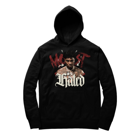Most Hated Photo Hoodie