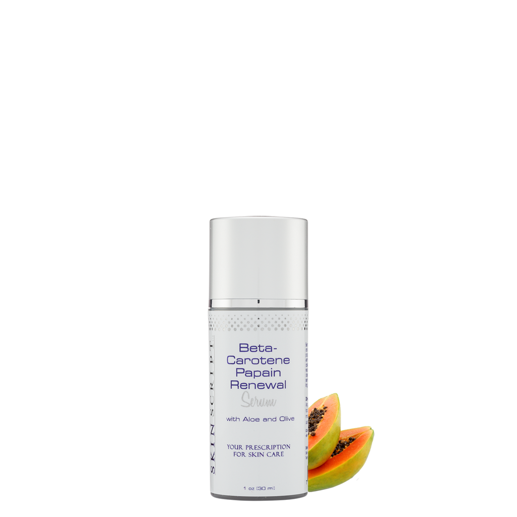 Beta-Carotene Papain Renewal Serum- SkinScriptRX