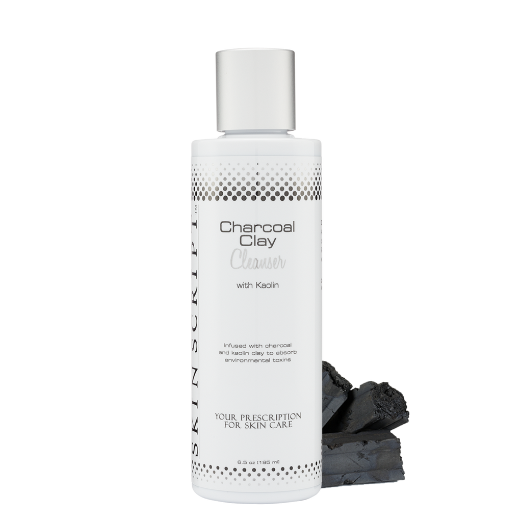 Charcoal Clay Cleanser- SkinScriptRX