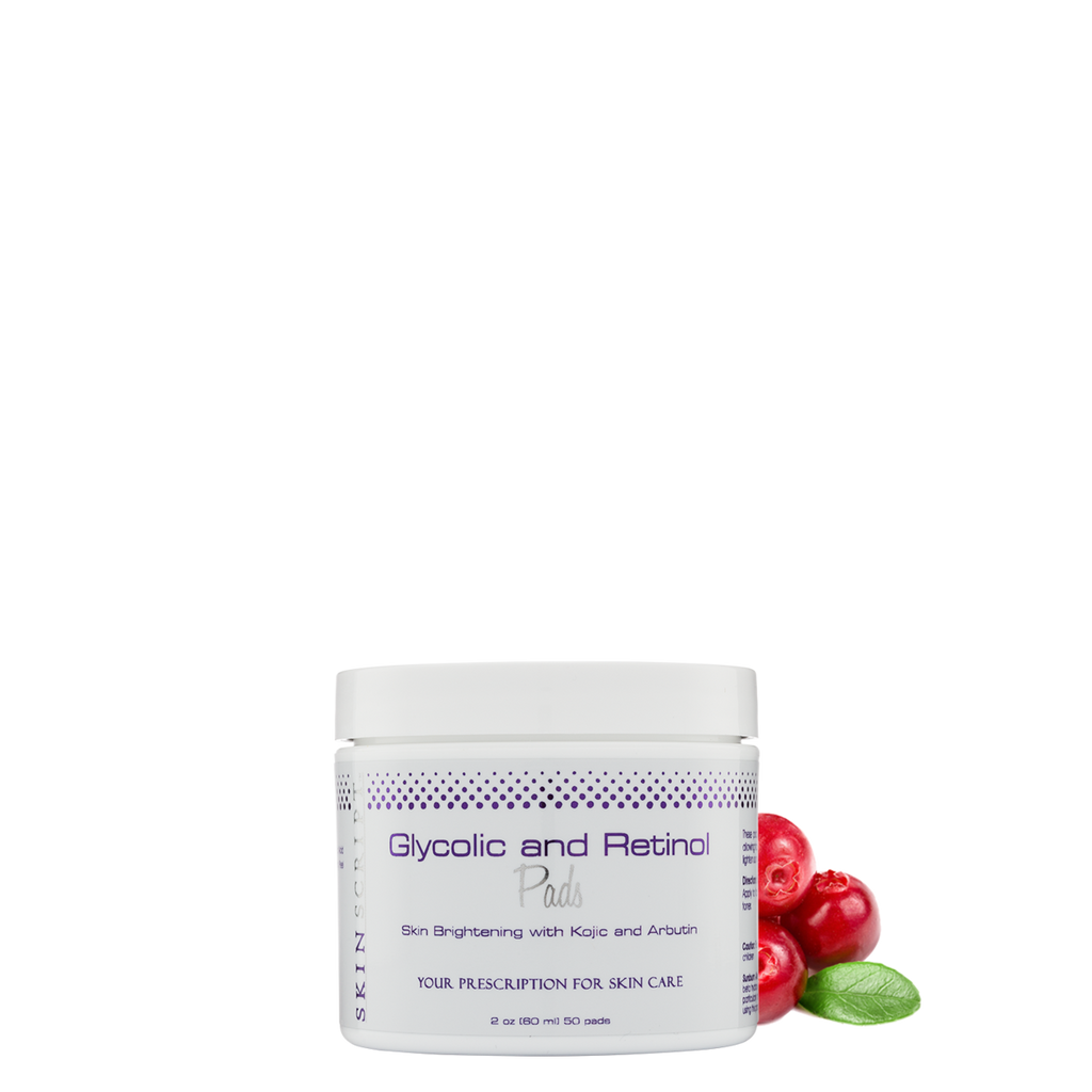 Glycolic and Retinol Pads- SkinScriptRX
