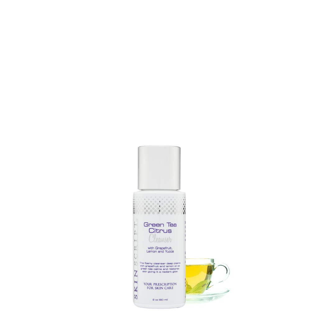 Green Tea Citrus Cleanser- SkinScriptRX