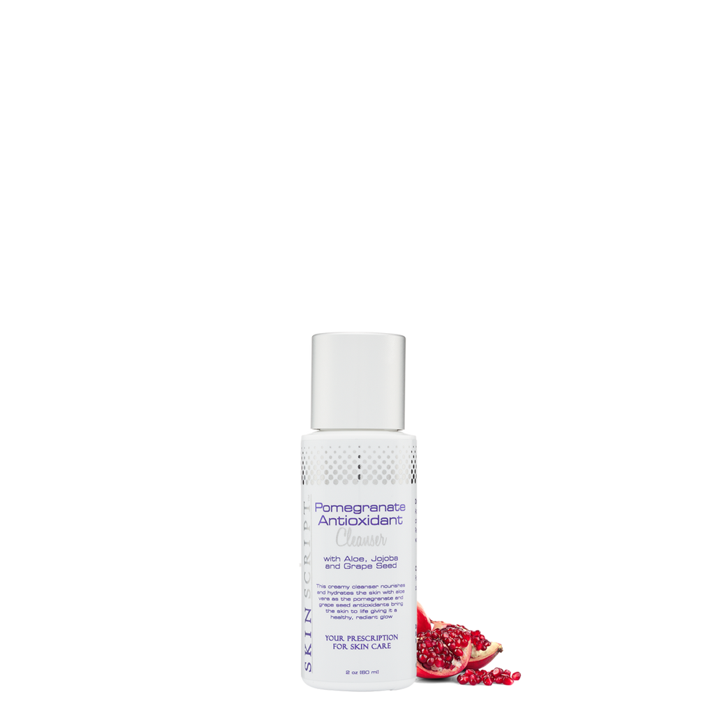 Pomegranate Antioxidant Cleanser- SkinScriptRX