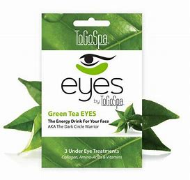 Green Tea EYES by ToGoSpa - The Dark Circle Warrior - 3 Treatments