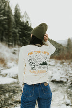 Ivory Fly Fishing Long Sleeve